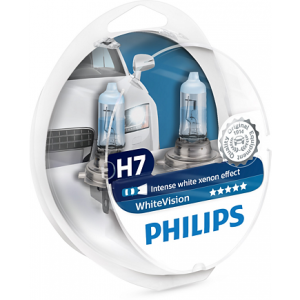 Лампа для фар Philips WhiteVision H7