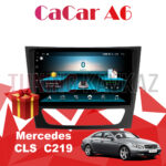 MB cls 219 a6 white